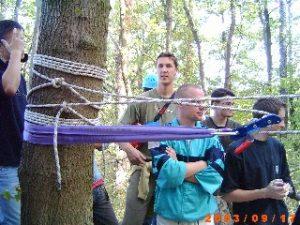 Beispiel Seilbrücke