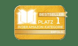 Bestseller Platz1 Amazon Erfolg 400x240