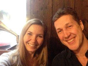 Bianca Vlad und Dr. Martin Emrich