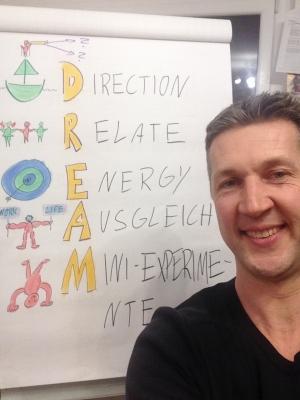 DREAM Flip Chart