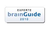 EMRICH Auszeichnung Brainguide 2010