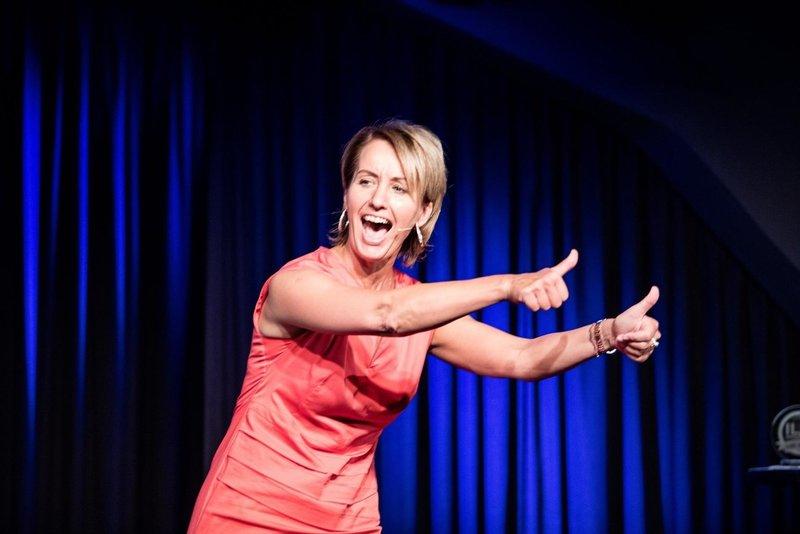 Erna Hüls Bühne