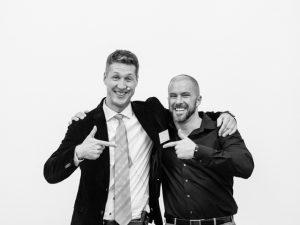 Martin Emrich und Felix Beilharz
