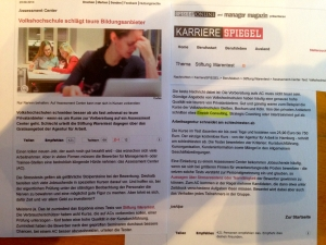 Pressebericht ACTraining 2014