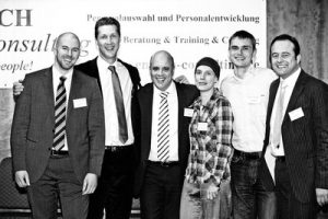 Teambild Emrich Consulting