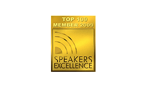 Speakers Excellence 2009 300x180