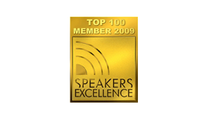 Speakers Excellence 2009 400x240