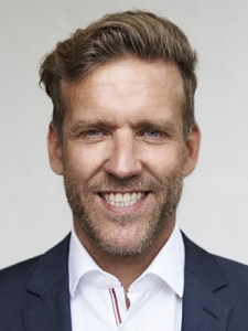 Trainer Egmont Roozenbeek