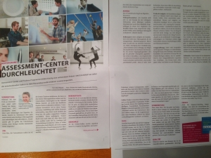 Unicum Interview DrEmrich Martin Emrich im Interview zum Thema Assessment Center Durchleuchtet